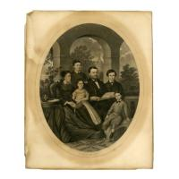 Image: Gen. Grant and Family