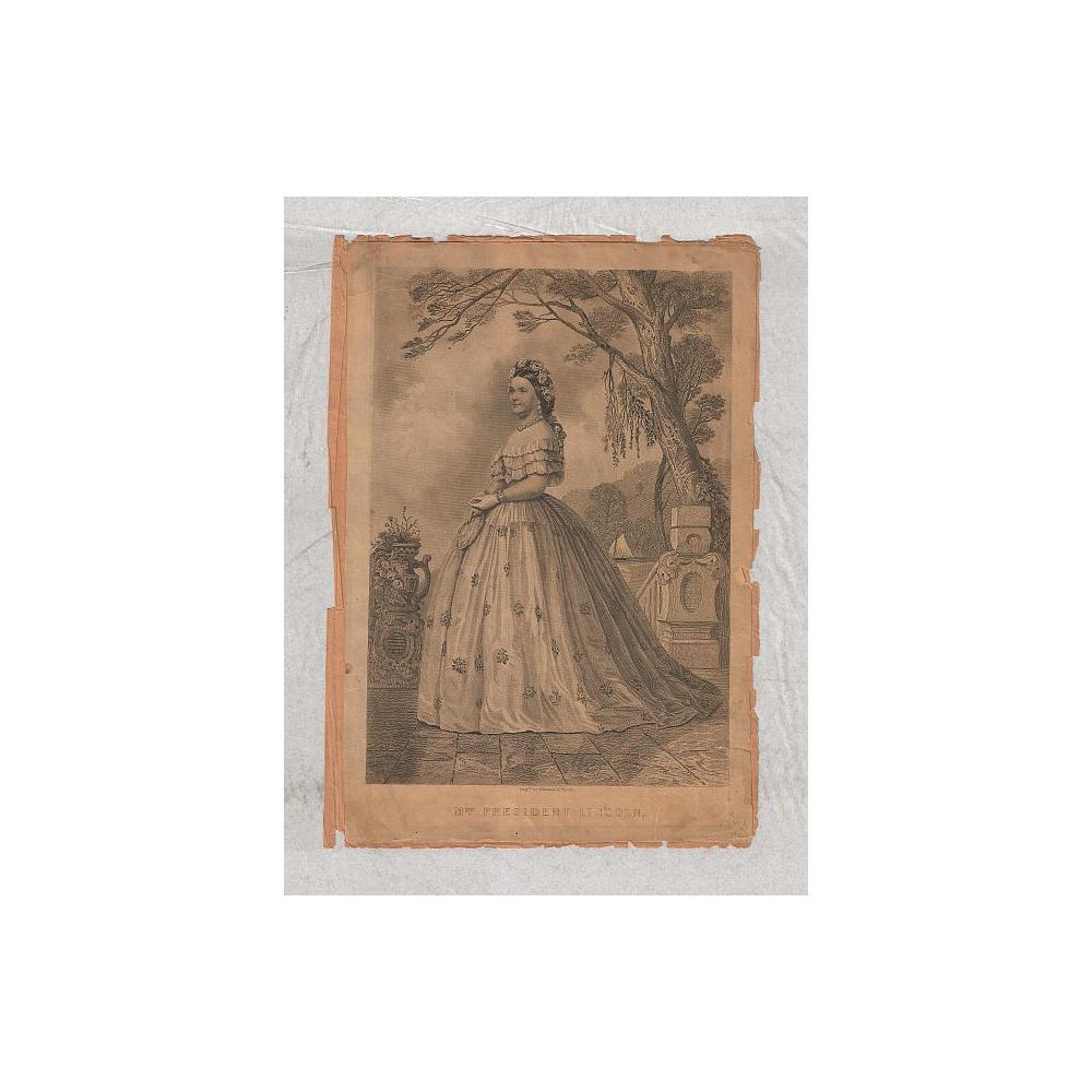 Image: Mrs. President Lincoln