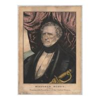 Image: Winfield Scott, Whig Candidate for Fourteenth President of the United States