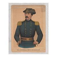 Image: Maj. Gen. Geo. B. McClellan