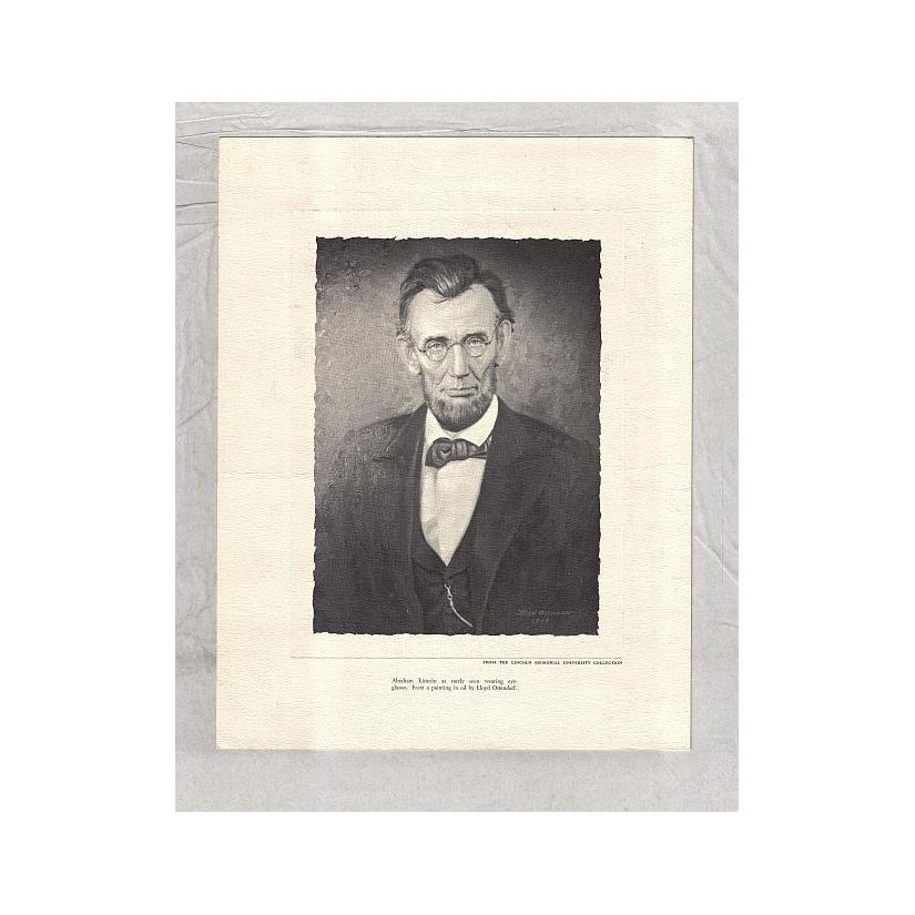 Image: Lincoln with Glasses