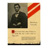 Image: Abraham Lincoln quotation
