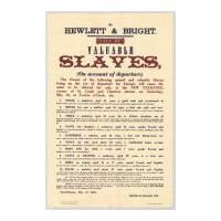 Image: Sale of Valuable Slaves