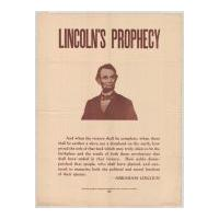 Image: Lincoln's Prophecy