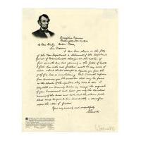 Image: Bixby Letter Print