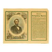 Image: Lincoln's Gettysburg Speech