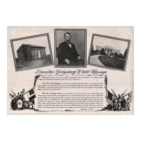 Image: Lincoln's Gettysburg World Address
