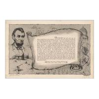 Image: President Lincoln's Address at Gettysburg