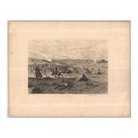Image: Plate 26: A Cavalry Charge