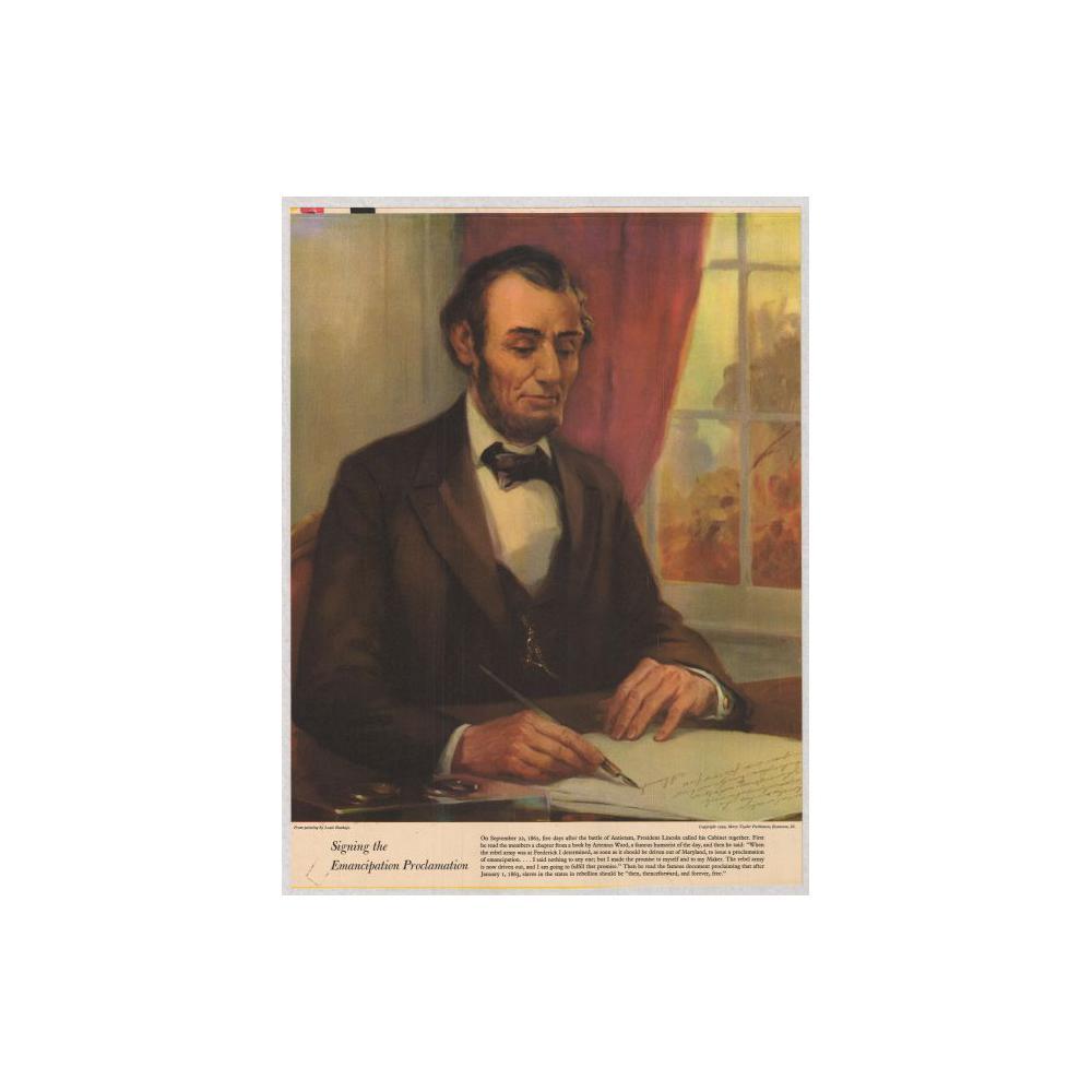 Image: Signing the Emancipation Proclamation