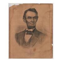 Image: Abraham Lincoln, the Nations Martyr