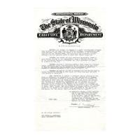 Image: Dedication Day Proclamation
