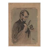 Image: Lincoln, par Alfred Le Petit