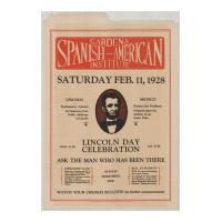 Image: Lincoln Day Celebration