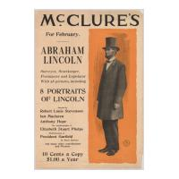 Image: Poster for McClure's for February