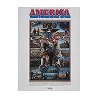Image: America: A Personal History  poster