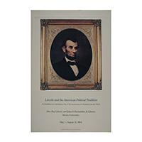 Image: Lincoln and the American Political Tradition  poster