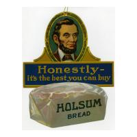 Image: Holsum Bread advertisement