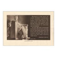 Image: Lincoln Savings Bank of Brooklyn  poster