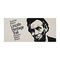 Image: Lincoln Heritage Trail  poster