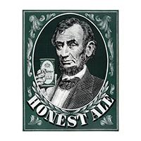 Image: Honest Ale  poster