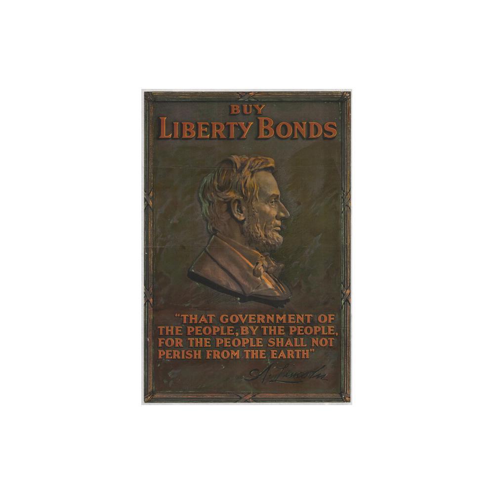 Image: Buy Liberty Bonds  poster