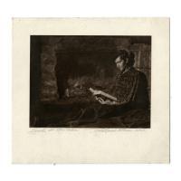 Image: Lincoln at New Salem