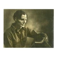 Image: Lincoln Re-enactor photograph