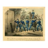 Image: Capture of Harrold and the Shooting of Booth