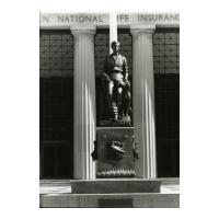 Image: Hoosier Youth statue photograph