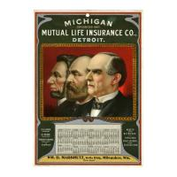 Image: 1903 Michigan Mutual Life Insurance Company Calendar