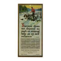 Image: 1931 Fort Wayne Paper Box Company calendar