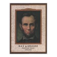 Image: Ray & Krause Advertising Service poster