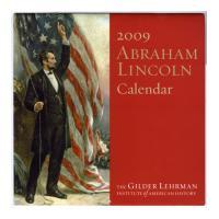Image: 2009 Abraham Lincoln Calendar