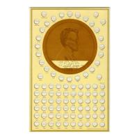 Image: Lincoln Head Penny Collection coin board