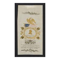 Image: Zachary Taylor mourning ribbon
