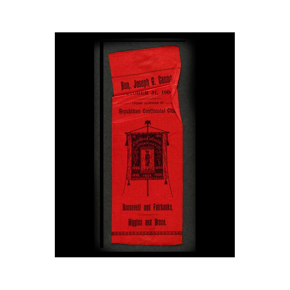 Image: Republican Continental Club ribbon