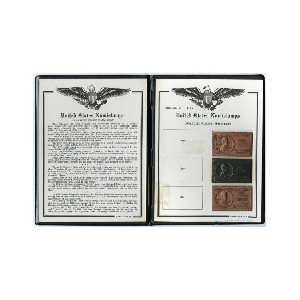 Image: United States Numistamps