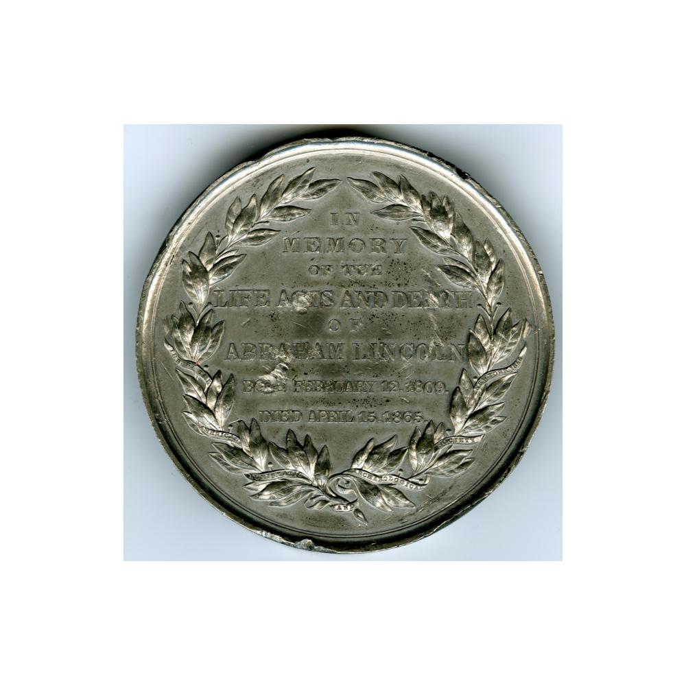 Image: Salvator Patriae Memorial Medallion