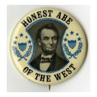 Image: Honest Abe of the West
