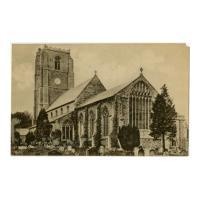 Image: Hingham Church of Hingham, England