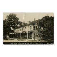 Image: The Tallman House, Shelbyville, Illinois