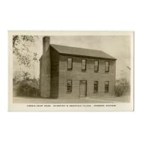 Image: Lincoln Court House -- Re-erected in Greenfield Village, Dearborn, Michigan