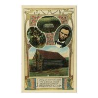 Image: Lincoln's Home at Old Salem