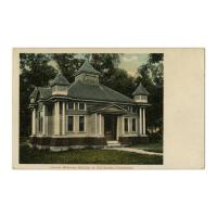 Image: Lincoln Memorial Building at Old Salem Chautauqua