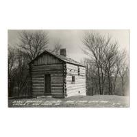 Image: Isaac Burner's Residence, New Salem State Park