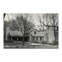 Image: Wagon Wheel Inn, New Salem State Park