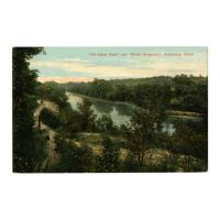 "Image: ""Old Salem Road"" and ""Classic Sangamon"", Petersburg, Illinois"