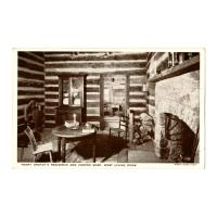 Image: Henry Onstot's [sic] Residence and Cooper Shop, West Living Room
