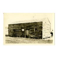 Image: 1918 Reconstructed Rutledge Tavern